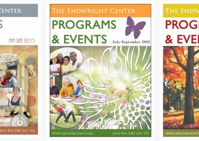 Endwright Center Program Guides | Marketing Materials