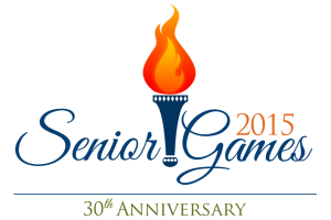 2015 Senior Games Logo