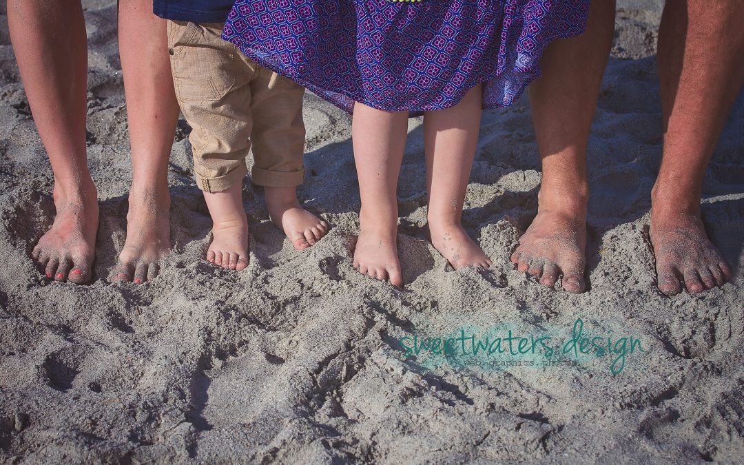 Beach Loves | Family Photography
