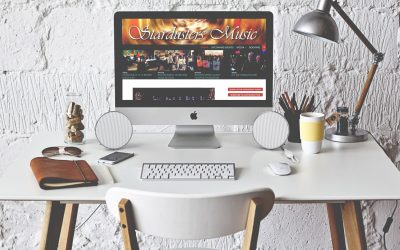Stardusters Music Store Launches