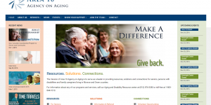 Area 10 Agency on Aging | Website Design