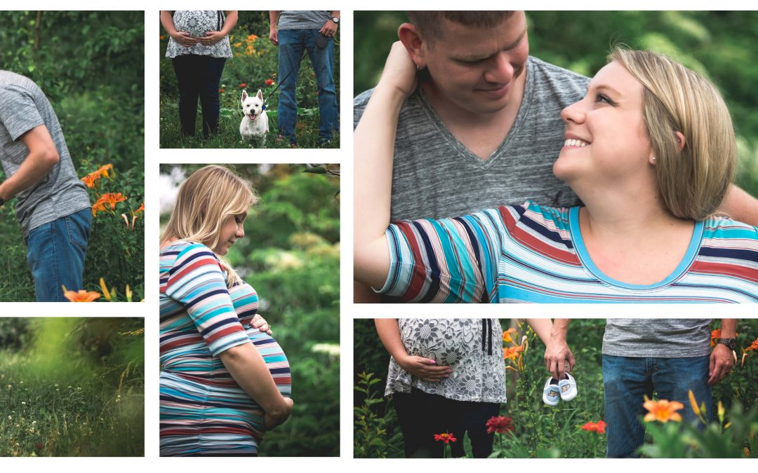 Brown Family Beginnings | Maternity Photography